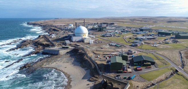 Site restoration image for Dounreay