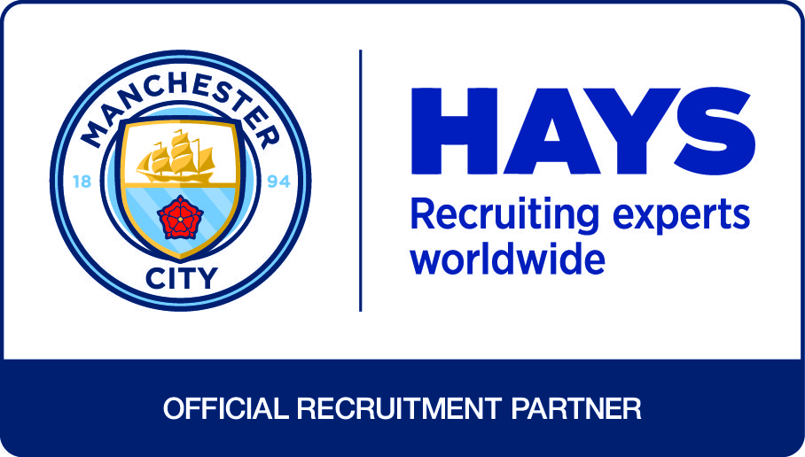 hays Manchester City logo